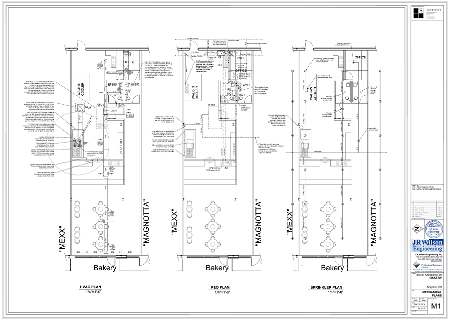 hvac plumbing drawings and calculations for commercial permit residential hvac details